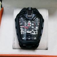 Wholesale Hot Silicone Fashion Watches - Hot Brand Honmin Sports Watches Luxury Men Watch Waterproof Fashion Casual Military Quartz Wristwatch Multiple