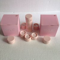 Wholesale Oil Queen Full - New arrival Kylie cosmetics 20th Birthday Collection i want it all Ultra Glow Bronzer Highlighter King Queen Loose Powder Face Foundation