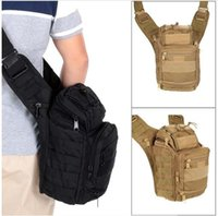 Backpacks sports equipment boxing - Outdoor Military Tactical Sling Sport Travel Chest Bag Shoulder Bag for Men Women Crossbody Bags Hiking Camping Equipment