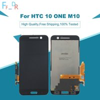 Wholesale One Display Screen - Brand new 5.2 inch For HTC 10 ONE M10 LCD Display Touch Screen Digitizer Assembly Replacements 12 months warranty