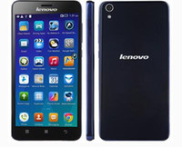 Wholesale lenovo original phone - Original Lenovo S850 Quad Core MTK6582 Cell Phone 5.0 Inch Gorilla Glass 1G RAM 16G ROM 1080*720P 13MP Android 4.4 3G GPS