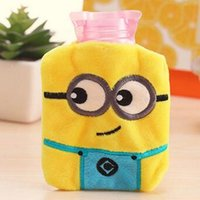 Wholesale Taobao burst winter mini cartoon hot water bottle hot treasure warm baby water spray water bag warm hand treasure