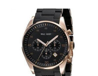Wholesale Mens Rose Gold Chronograph - Wholesale-New Brand AR5905 AR5890 Fashion Luxury Rose Gold Watches AR5905 5890 Mens AR5922 CHRONOGRAPH WRIST WATCH