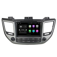 "Wholesale Bt Phone System - 8"" Android 7.1 System Car DVD Recorder For Hyundai Tucson IX35 2014+ GPS Navi Radio RDS BT WIFI 4G OBD DVR SWC BT 4.0 2G+16G RAM Quad Core"