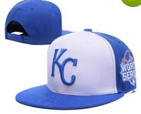 Wholesale Cheap Sports Logo Hats - 017New Kansas City Royals gray color KC logo embriodery cheap sport baseball Cap adjustable Casquette bone snapback hat retail and wholesale