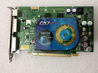 Wholesale Video Card Parts - Refurbished PNY 7600GT Graphics Geforce Video Cards PCI Express X16 DDR3 256MB for Philips Ultrasound IU22 IE33 Repair Part P N 453561270341