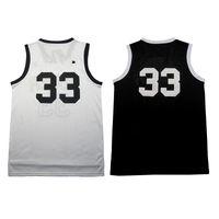 Wholesale Cheap High Top Shorts - 2017 Top sales High school A lcindor #33 basketball jersey Men Mesh A lcindor #33 jersey cheap wholesale Embroidery Logo Free Shipping