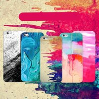 Para o caso do iphone 7 Caso de pintura de graffiti colorido ultra fino Caso de capa de TPU suave para iphone 5s 6s mais 7 estojos de telefone 7plus 010
