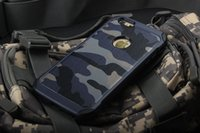 Camouflage Rüstung Kunststoff TPU Shockproof Case Cover für iPhone 5 5s 6 6s Plus Samsung S6 Edge Note 4 5 Kein Paket