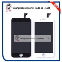 10PCS Atacado Price Price LCD Front Assembly para iPhone 6 Plus LCD, 5.5inch para Apple iPhone 6Plus LCD Screen com DHL grátis
