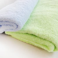 Wholesale Large Bath Towel For Children - Cotton Large Hand Towels washcloth (green and blue, 70*140 CM) - Multipurpose Use for bath towel, Hand, Face, Gym and Spa