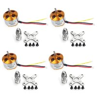 as picture outrunner brushless motor - F02015 A2212 KV Brushless Outrunner Motor T for DIY RC Aircraft Multirotor Quadcopter Drone FPV