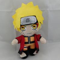 Wholesale Naruto Plush Wholesales - Naruto Uzumaki30cm Anime Naruto Uzumaki Naruto Plush Toy Soft Plush Stuffed Doll