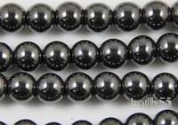 Wholesale Shamballa Hearts Bracelet - f3522 8mm Good Black Hematite Loose ball Beads Shamballa Findings Fit DIY Bracelet Bead for bracelet hotsale DIY Findings Jewelry w62 e23