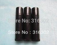 Wholesale 5ml Pp Container - 100pcs lot DIY 5ml Black PP Lipstick Tube, 5cc Lip Balm Container, Cosmetic Container,packaging