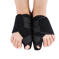 ortopedik ayak bunyonu toptan satış-2 adet Özel Halluks Valgus Düzeltme Bisiklik Başparmak Ortopedik Bunion Ayak Büyük Kemik Ayak Bakımı Aracı