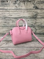 Wholesale Natural Leather Bags - Women Leather shoulder bags natural grain top real leather soft small casual bags super big volume cost prices sale