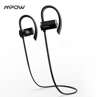 Wireless pairing bluetooth devices - Mpow Bluetooth Headphone Sweatproof Sport Earphone with A2DP Technology Hand free Calling Can Pairing Two Device at One Time DHL shippi