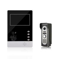 Wholesale Visual Doorbell - Smart video door phone 4.3 inch screens and intercom systerm 700 line camera visual doorbell