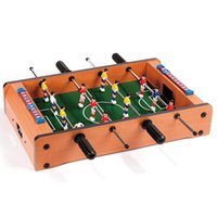 Wholesale Kids Gift Bulk - Bulk Lots Gift Item Wooden Table Football Game Decompression Novelty Toys for Kids and Adult Toys A3-2