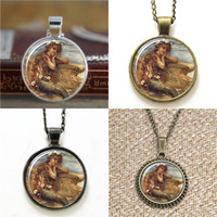 Wholesale Mermaid Bookmarks - 10pcs Mermaid Charm ASD4 pendant Necklace keyring bookmark cufflink earring bracelet
