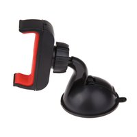 Wholesale Wholesale Boat Windshields - Wholesale- car 360 Degree Rotation Auto Truck Navigation General Boat Windshield Mount Stand Suction Holder For Phone width 50-95mm Panel