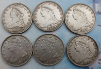 Wholesale Capped Bust Half Dollars Copy Coins pieces o