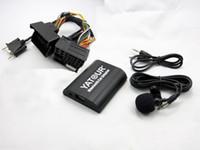 Wholesale Quadlock Adapter - Yatour Bluetooth Car Adapter For Ford (Europe 2003-2010) quadlock 6000CD 6006CD 5000C YT-BTA AUX IN HI-FI A2DP USB charging port