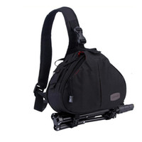 Wholesale Caden Bags - Caden K1 Professional Waterproof Shoulder Camera Bag Triangle Outdoor Photographic Carry Case
