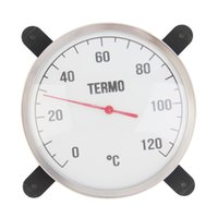 Wholesale Practical Sauna Room Thermometer Temperature Meter Gauge For Bath and Sauna new arrival