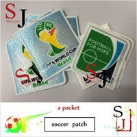 Wholesale benefit iron cup world special armband patch top good world patches Brand new match soccer patch badges