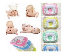 Wholesale Bear Pattern Pillow Newborn Infant Baby Support Cushion Pad Prevent Flat Head_isps