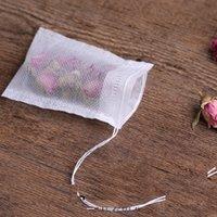 grandes sacos de chá venda por atacado-Grande vazio teabags food grade material feito filtro único cordão sacos de chá infusor de chá descartável por atacado preço barato 10 * 12 cm 12 * 16