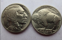 Wholesale Legging Factory - Date 1937d 3-legged Buffalo Nickel five cents COINS COPY Promotion Cheap Factory Price nice home Accessories Coins