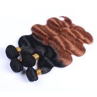 Wholesale Heating Cans - Fashionkey Synthetic Body Wave Hair Extension Heat Resistant Color and Length Can Choose Dyeable SF216