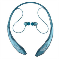 Wholesale Newest Bluetooth Earpiece - Newest HBS 902 Universal Wireless Bluetooth 4.0 Music Stereo Sports Headset Headphone Earpiece for cellphone