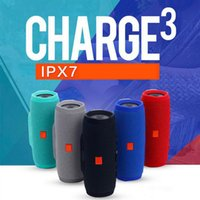 Wholesale Best Mini Speakers - Best JB Charge 2+ Plus Charge 3 Bluetooth Plus Portable Wireless Stereo Outdoor Bluetooth Mini Subwoofer Waterproof Hifi Speaker Top Quality