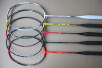 Wholesale VT Z FORCE II LD badminton rackets carbon T joint lbs High Quality VT ZF badminton racquet
