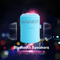 HY-BT813L Mini Bluetooth Altoparlanti LED lanterna TF card supporta tutte le chiamate vocali Bluetooth stereo telefono cellulare Altoparlante Bluetooth - Blu