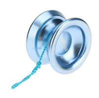 yoyo 4a venda por atacado-Nova magia yoyo t8 liga de alumínio de metal profissional yoyo 8 bola kk rolamento com corda crianças brinquedos yoyo lago azul ouro cores