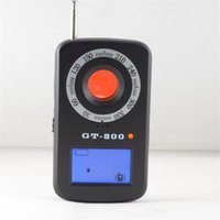 GT-800 Mini Full Band Wireless Signal Security Detector Radio Wave Sensor Erkennung gegen Lauschangriff Instrument