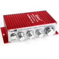 Mini USB Audio Amplifier - 2CH Stereo HIFI Amplifier Amp 12V Auto Power Amplifier оптом
