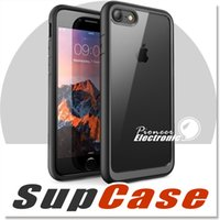 Wholesale Bumper Case Scratches Iphone - SUPCASE For iPhone 7 Case iPhone 7 Plus Cases Unicorn Beetle Style Premium Hybrid Protective Clear Bumper Case Scratch Resistant