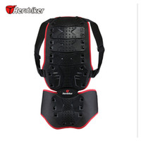 Unisex Motorcycle Racing Bike ATV Body Armor VEST Motorcycle Back Protector do corpo Back and Spine Guard