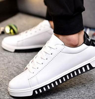 Wholesale New Men Fashion Shoes Sandals - 2017 In the summer New style Men and women Casual shoes fashion Low to help adult Casual sandals size 36-45