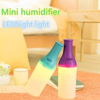 Wholesale Good Appliances - 2017 high quality wholesale and retail USB humidifier warm night light small humidifier bottle mini humidifier good gift + home appliances