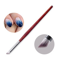 Wholesale Nail Art Pens For Sale - Nail Art Design Pen Nylon Blooming Paint Brush Ideal for Gel Nail Fashion Sale K00168