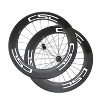 Wholesale Straight Pull Carbon - Basalt brake surface CSC 88mm Clincher Tubular Road Bicycle Wheelset Straight Pull R36 Road Bike Wheelset with Decals Hot Sale