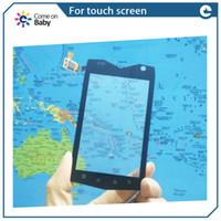 """Wholesale Mann Zug3 - Wholesale- Original 4"""" Mann ZUG3 Touch Screen Digitizer Glass Fit for Mann zug 3 A18 ip68 waterproof phone External screen"""