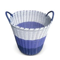 Wholesale Plastic Clothes Baskets Laundry - Best Selling Foldable Clothes Basket Dirty Barrel Storage Basket Creative Clothes Storage Laundry Basket Home Supplies JC0471